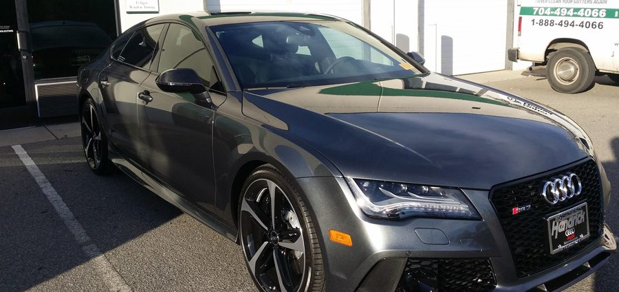 Audi Tinting
